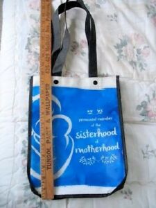 Similac Strong Moms permanent member of the sisterhood of motherhood Tote Bag
