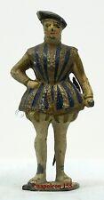 Figurine, Soldat de Plomb Ancien VERTUNNI. Charles IX