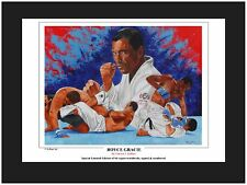 UFC Royce Gracie art print da Patrick J Killian