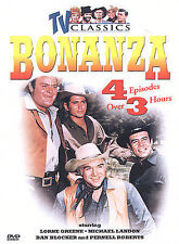 Bonanza - 4 Episodes (DVD, 2003)