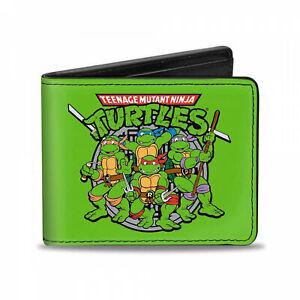 Teenage Mutant Ninja Turtles Wallet Green