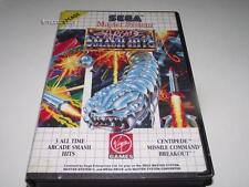 Arcade Smash Hits Sega Master System PAL Preloved *Complete*