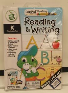 LeapPad Plus Writing Learning System: Kindergarten Reading and Writing