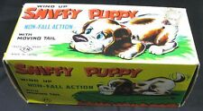 Vintage 1950's Wind Up Sniffy Puppy Dog TN Made in Japan Box Only
