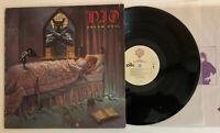 Dio - Dream Evil - 1987 US 1st Press 1-25612 (EX) Ultrasonic Clean