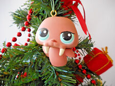 LITTLEST PET SHOP  CHRISTMAS ORNAMENT HANDMADE  GREAT CONDITION