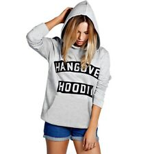 Women Long Sleeve Hoodie Sweatshirt Sweater Casual Hooded Pullover Tops US
