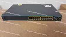Cisco WS-C2960S-24TS-S IOS 15,2 (2a) E1 catalizzatore SWITCH GIGABIT 2960s-24ts-s