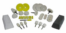 Deluxe Specialty Buffing Kit for Steel, Iron, and other Ferrous Metals