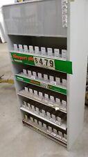 Cigarette Display Rack Shelving. Tobacco Fixture.