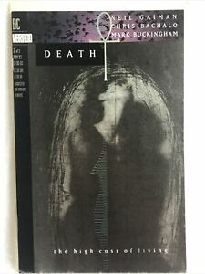 Death: The High Cost of Living #1 (1993, DC) 9.0 VF/NM Ships Free In USA