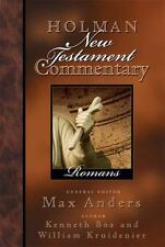 Holman New Testament Commentary - Romans by Kenneth Boa Hardcover Book NEW