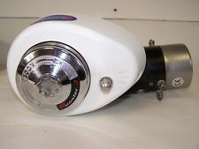 "Boat Windlass, 12V Electric Vertical Low Profile 1/4"" Chain.  350W."