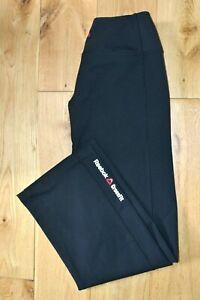 Reebok Crossfit Workout Women's  Size S Straight Leggings in Black