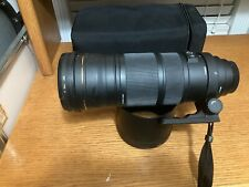 Canon Mount Sigma 120-300 f2.8 APO EX DG OS
