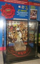 ALEX RODRIGUEZ NY YANKEES 2007 MOUNTED MEMORIES GAME USED DIRT DISPLAY CASE