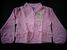 gilet rose zippé 5 ans - DISNEY - NEUF jamais porté, juste lavé