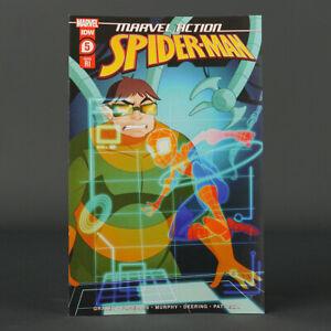 MARVEL ACTION SPIDER-MAN #5 RI 1:10 Vol 3 IDW Comics 2021 JUN210475 (CA) Florean