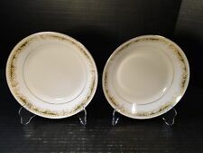 """TWO Signature Collection Queen Anne Berry Fruit Bowls 5 1/2"""" Set of 2 NICE"""