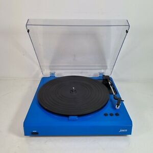 JAM HX-TT100-GB Turntable Vinyl Record Player, Tested and Working