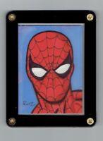 SPIDER-MAN ORIGINAL ART SKETCH CARD  BY FERNANDO RUIZ