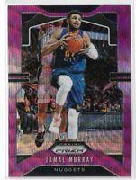 2019-20 Panini prizm basketball Purple Wave Prizm Jamal Murray Denver Nuggets