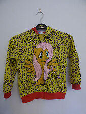 My Little Pony jacket, Age 6/7, yellow with pink mane and wings, Yimeiyibei,VGC!