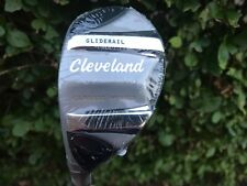 NEW MENS CLEVELAND CLASSIC 3 IRON HYBRID DIAMANA SENIOR FLEX LEFT HAND 20.5 DEG