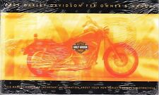 1999 Harley FXR2 CVO Super Glide Owner Owner's Owners Manual NEW 99479-99