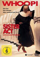 SISTER ACT, Eine himmlische Karriere (Whoopi Goldberg) NEU+OVP