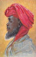 AK Kolonialkriegerdank Araber aus Ostafrika Künstlerkarte
