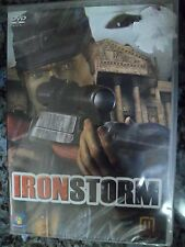 Iron Storm Nuevo precintado PC Ironstorm Acción shooters en castellano english