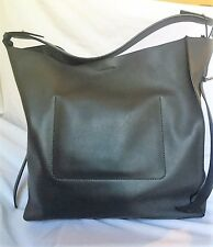 ALLSAINTS Paradise North/South Leather Tote Bag - Mink Grey