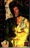Sting If I Ever Lose My Faith In You 1993 Classic Rock Cassette Tape Single Pop