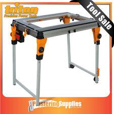 Triton Workbench Station Bare Table Aluminium Twx7 WorkCentre Tri-twx7lb