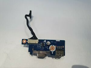Samsung P480 POWER BUTTON SWITCH USB BOARD einschalt board
