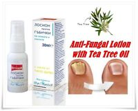 Lotion Anti Fungal Nail Treatment Maximum Strength Discoloured Nails Tea Tree