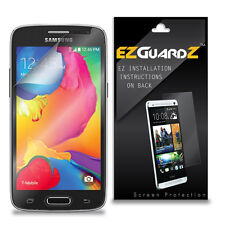 4X EZguardz NEW Screen Protector Cover HD 4X For Samsung Galaxy Avant (Clear)