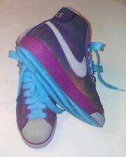 Nike High Women Purple Blazer Reflective 8.5 Sb Dunk Supreme 317808-501