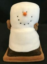 "The Original S'mores Midwest of Cannon Falls 5.5"" Plush Marshmallow Rare"