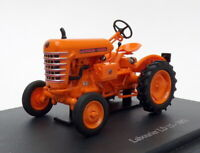 Hachette 1/43 Scale Model Tractor HT130 - 1951 Labourier LD 15 - Orange