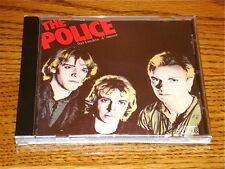 THE POLICE OUTLANDOS D'AMOUR ORIGINAL CD