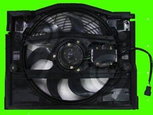 BMW 7 SERIES E38 740i 96 97 98 A/C CONDENSER FAN SHROUD
