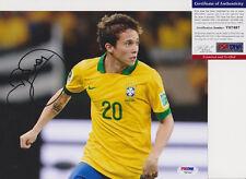 BERNARD SHAKHTAR 2014 BRAZIL WORLD CUP SIGNED AUTOGRAPH 8X10 PHOTO PSA/DNA COA