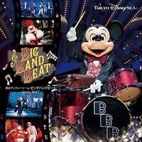 [CD] Tokyo DisneySea Big Band Beat Since 2017 NEW from Japan