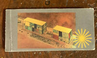 Charles & Ray Eames House Construction House Images Mini Flipbook 1997 Open Copy