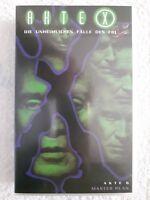 VHS-Video # PAL # Akte X # Akte 6: Master Plan # deutsche Fassung # 1996