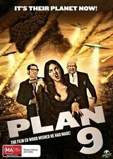 Plan 9 (DVD, 2015) *Monster Pictures* *Bonus Features* *Ed Wood Remake*