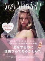 JUST MARRIED Perfect style of Wedding JAPAN PHOTO BOOK 2012 Brigitte Bardot