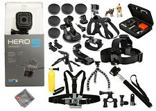 GoPro HERO5 Session ALL YOU NEED MEGA BUNDLE! Brand New!